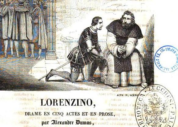 Lorenzino d'Alexandre Dumas
