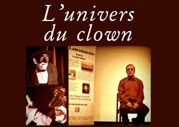 «L'univers du clown» à Aire Falguière