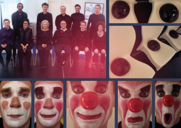 Choeur, chansons et clowns