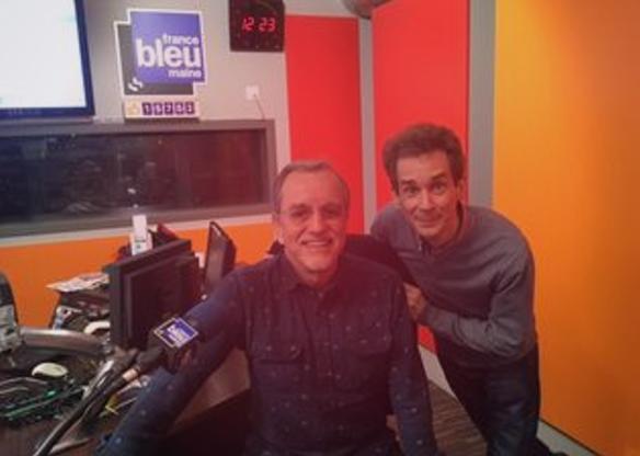 Mario Gonzalez et Philippe Pilavoine © Radio France | Fabien Obric