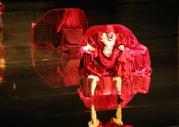 Première représentation de «Laurenzaccio» | Photo d'Anne-Marie Laussat